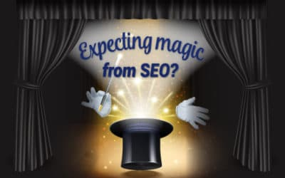 Expecting magic from SEO?
